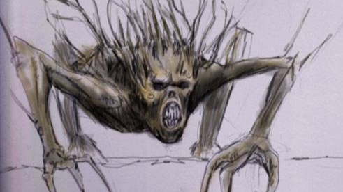 bowsie workshop concept creature design sketch